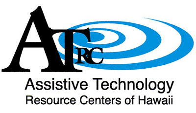 Assistive Technology Resources Centers of Hawaii Logo