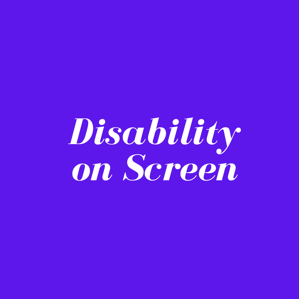 Disability on Screen