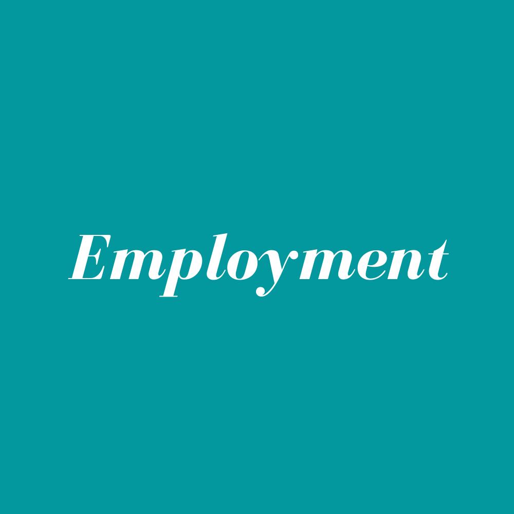 Employment – Live