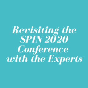 Revisiting SPIN 2020 Conference with the Experts: Innovation Celebration Day