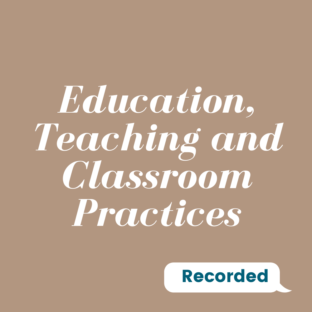 Leadership of Inclusive Special Education (On Demand: Recorded)