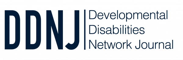 Developmental Disabilities Network Journal